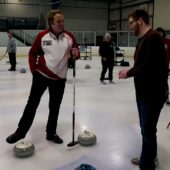 Will learns how to Curl