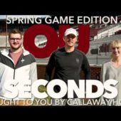 OU in about 60 Seconds: Spring Game Edition