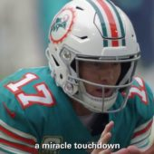 Memorable Minute: Miami Miracle